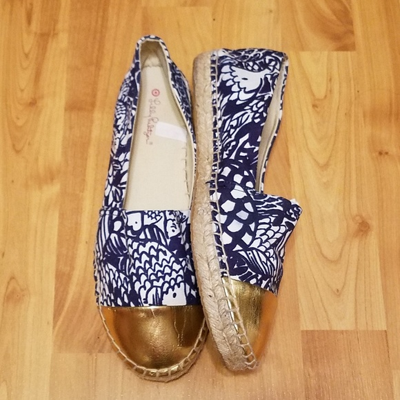 ea41dce9ba70e4 Lilly Pulitzer for Target Shoes - LILLY PULITZER | graphic print espadrilles